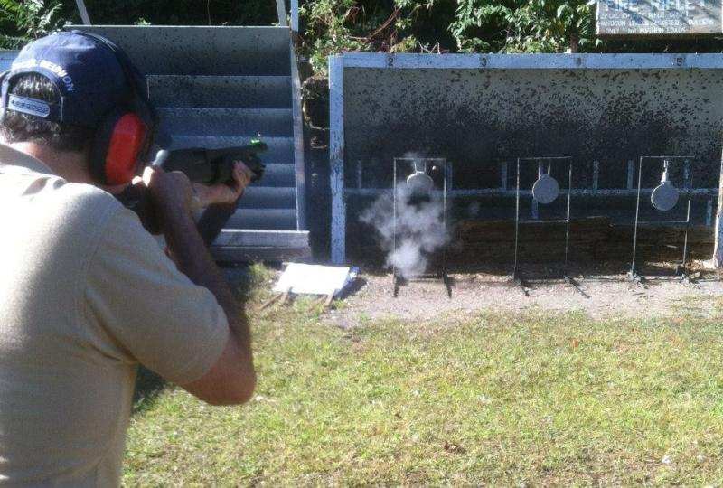 Defensive shotgun, personal protection, GAPP, home defense, Firearms training
